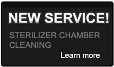 Sterilizer Chamber Cleaning